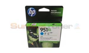 HP 951XL INK CARTRIDGE CYAN (CN046AA)