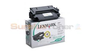 LEXMARK LASERJET 4 TONER BLACK (140198X)