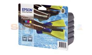 EPSON PICTUREMATE 240 COLOR PHOTO CART/PAPER PACK (T584640)