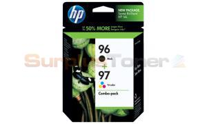 HP NO 96 97 INK BLACK/TRICOLOR COMBO PACK (C9353FN)