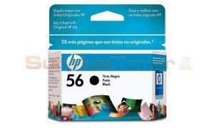HP 56 INK CARTRIDGE BLACK (C6656AL)
