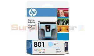 HP 801 INK CARTRIDGE LIGHT CYAN (C8774ZZ)
