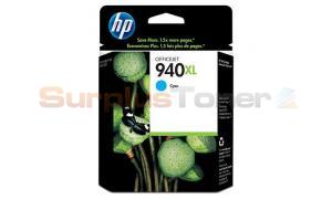 HP 940XL INK CARTRIDGE CYAN (C4907AE)