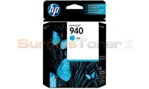 HP 940 OFFICEJET INK CARTRIDGE CYAN (C4903AE)