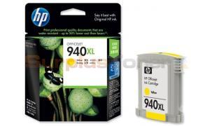HP 940XL OFFICEJET INK CARTRIDGE YELLOW (C4909AE)