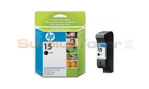 HP DESKJET 810C 812C INK 25ML (C6615AN)