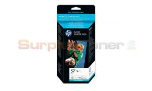HP DESKJET 5550 INK CARTRIDGE TRICOLOR & PHOTO PAPER 60 PAGES (Q7942AE)