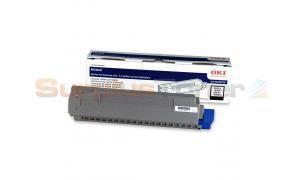 OKIDATA MC860 TONER CARTRIDGE BLACK (44059216)