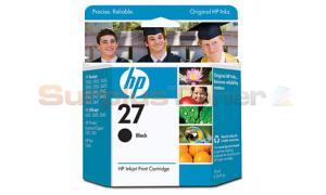 HP NO 27 INK CARTRIDGE BLACK (C8727AN)