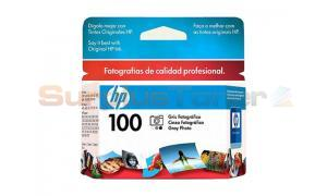 HP NO 100 INKJET CARTRIDGE GRAY PHOTO (C9368AL)