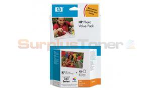 HP NO 343 PHOTO VALUE PACK (Q7934EE)