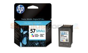 HP NO 57 SMALL INK CARTRIDGE TRI-COLOUR (C6657GE)