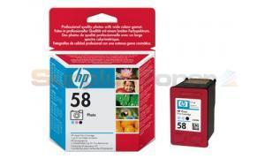 HP NO 58 INK CARTRIDGE PHOTO (C6658AN)