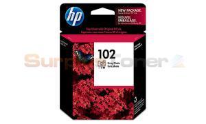 HP NO 102 INKJET PRINT CART PHOTO GRAY (C9360AM)