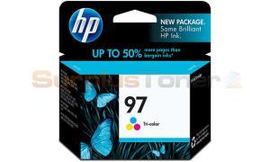 HP 97 LARGE INK CARTRIDGE TRI-COLOR (C9363WL)