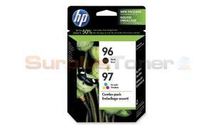 HP NO 96 97 INKJET CART CMYK COMBO PACK (C9353FC#140)