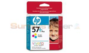 HP NO 57 PLUS VIVERA INK CARTRIDGE TRI-COLOR (CB278AC#140)