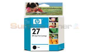 HP 27 INK CARTRIDGE BLACK (C8727AL)