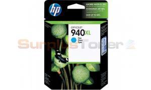 HP 940XL OFFICEJET INK CARTRIDGE CYAN (C4907AL)