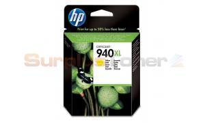 HP 940XL OFFICEJET INK CARTRIDGE YELLOW (C4909AL)