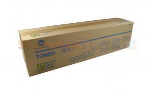 KONICA MINOLTA BIZHUB C451/C550/C650 TONER YELLOW (TN-611Y)