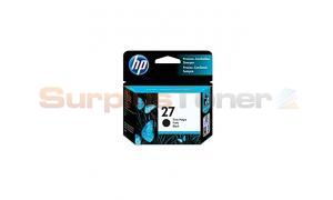HP NO 27 INK CARTRIDGE BLACK (C8727CE)