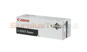 CANON IR2200 3300 C-EXV3 TONER BLACK (6647A002)