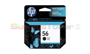 HP 56 SMALL INK CARTRIDGE BLACK (C6656GE)