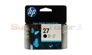HP NO 27 INKJET INK CARTRIDGE BLACK (C8727AE#ABB)