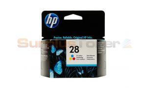 HP NO 28 INKJET PRINT CARTRIDGE TRI-COLOUR (C8728AE#ABB)
