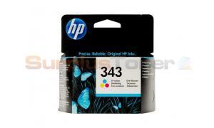 HP NO 343 INKJET PRINT CARTRIDGE TRI-COLOUR (C8766EE#ABB)