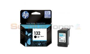 HP NO 132 INKJET PRINT CARTRIDGE BLACK (C9362HE)