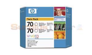 HP DESIGNJET Z3100 NO 70 INK GLOSS ENHANCER (CB350A)