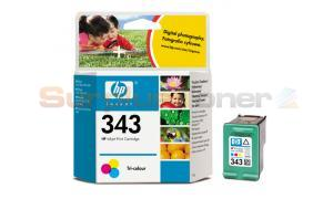 HP 343 INKJET PRINT CARTRIDGE TRI-COLOR (C8766EE#ABF)