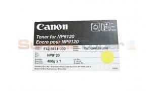 CANON 9120 TONER YELLOW (F42-3441-000)