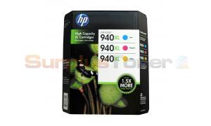 HP 940XL INK C/M/Y COMBO PACK (CH637BN)