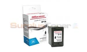HP NO 56 INK BLACK OFFICE DEPOT (OD648040)