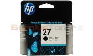 HP 27 DESKJET 3320 INK CARTRIDGE BLACK (C8727AE#UUS)