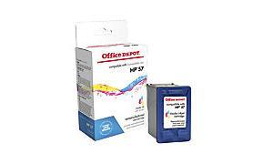 HP 57 INK CARTRIDGE TRI-COLOR OFFICE DEPOT (OD57)
