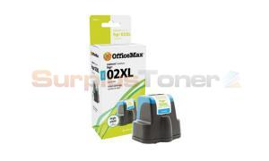 HP 02 XL INK CYAN OFFICEMAX (OM05314)