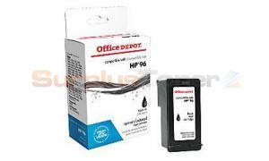 HP 96 INK CARTRIDGE BLACK OFFICE DEPOT (OD296)