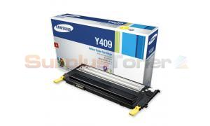 SAMSUNG CLP-315 TONER CARTRIDGE YELLOW (CLT-Y409S/SEE)