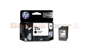 HP 21B INK CARTRIDGE SIMPLE BLACK (C9351BA)