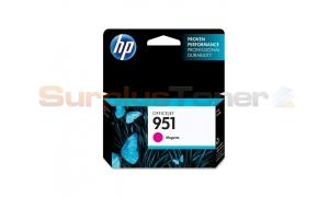 HP OFFICEJET NO 951 INK CARTRIDGE MAGENTA (CN051AE#BGY)
