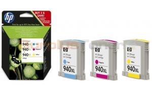 HP 940XL INK C/M/Y COMBO PACK (SD531AE)