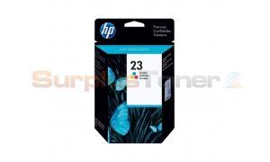 HP NO 23 PRINT CARTRIDGE TRI-COLOUR (C1823DE#ABE)