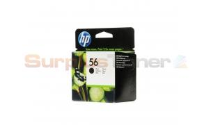 HP NO 56 INKJET PRINT CARTRIDGE BLACK (C6656AE#ABE)