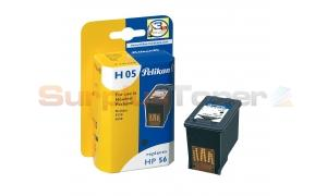 HP NO 56 INK CARTRIDGE BLACK PELIKAN (341464)