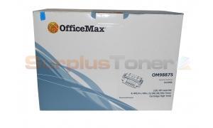 HP LASERJET 4 TONER CTG BLACK HY OFFICEMAX (OM98875)