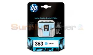 HP NO 363 INK CARTRIDGE LIGHT CYAN (C8774EE#BA3)